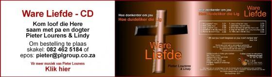 Webslide - Ware Liefde CD s